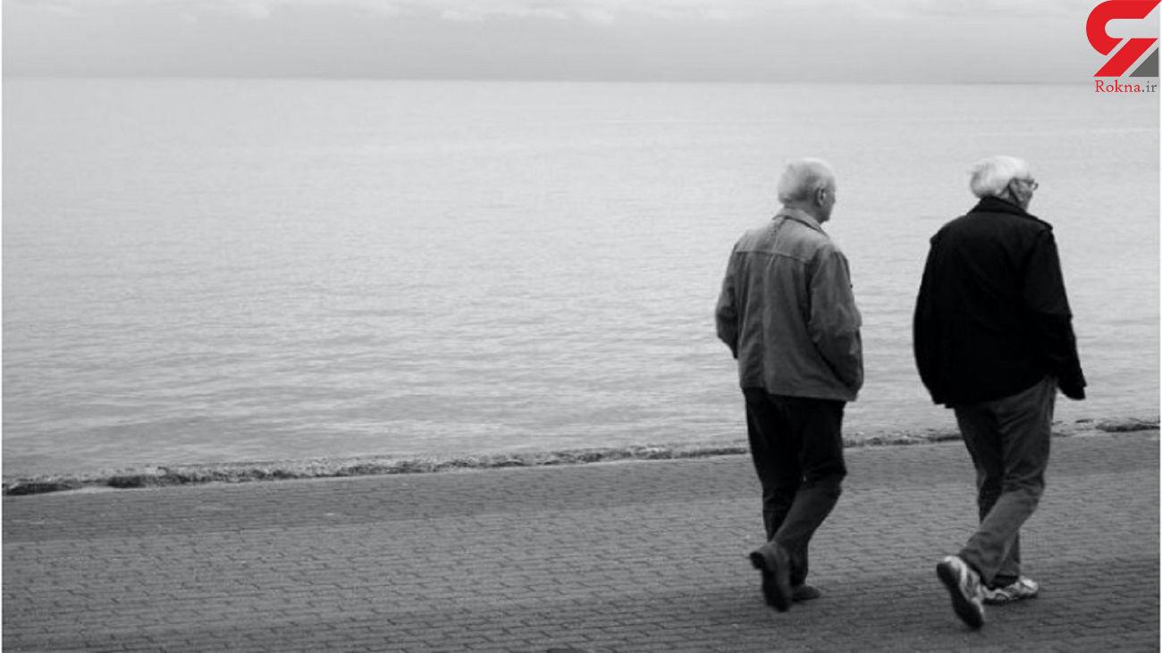 راز عجیب که 2 مرد در 78 سالگی کشف کردند / هویت گمشده + عکس