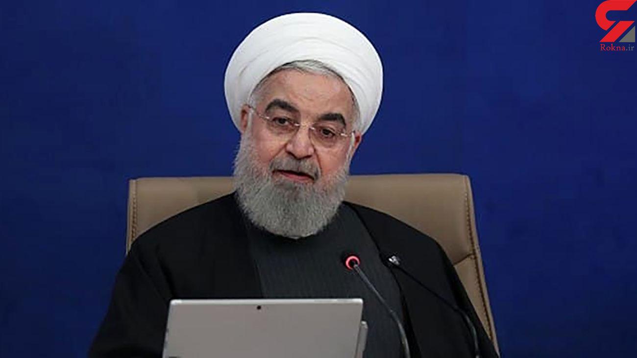 روحانی: مهمترین عامل موج چهارم کرونا ورود ویروس انگلیسی از عراق بود