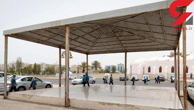 مشاهده صحنه اعدام در روزهای دوشنبه در سکوی ویژه مرگ! + عکس