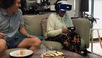 هفت تیر کشی مادربزرگ پس از بازی خشن رایانه ای+ فیلم و تصاویر