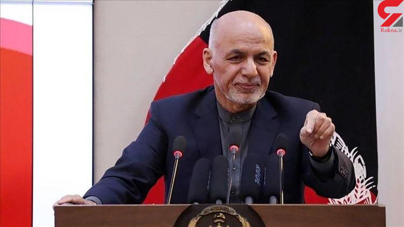 اشرف غنی: تحریمهای آمریکا روابط افغانستان-ایران را تحتالشعاع قرار داده است