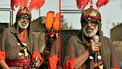 عباس علیکایی هنگام تعزیه خوانی در روز عاشورا درگذشت + عکس