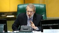 لاریجانی: در ایام انتخابات از سیاه نمایی پرهیز شود