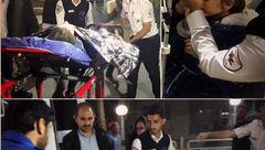 بلایی که در چهارشنبه سوری تهران بر سر دختر 11 ساله آمد + تصویر تلخ