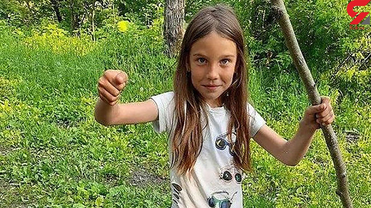 آزار شیطانی یک دختر در خودروی مرد قاتل / جنازه را به جنگل انداخت + عکس / روسیه
