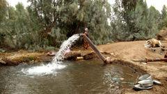 حفر چاه در حاشیه سدهای شمیل و نیان برای تامین آب شرب بندرعباس