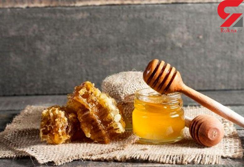 عسل حرارت دیده بخوریم یا نه ؟