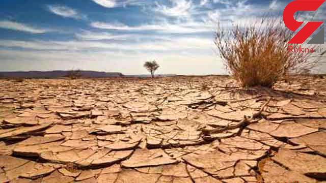 3 منطقه کشور در وضعیت کاملا خشک قرار گرفت