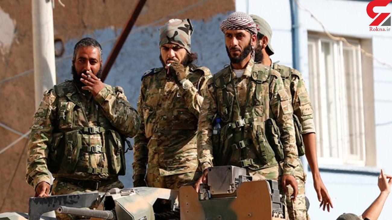 دستگیری ۸ نفر از خطرناکترین تروریستها به دست الحشد الشعبی