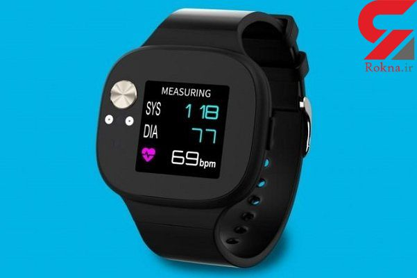 ایسوس ساعت کنترل فشار خون ساخت