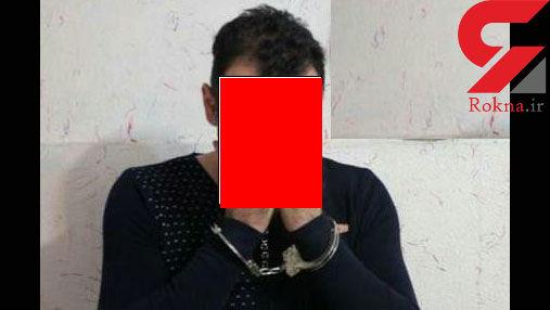 راز جعلی مرد سیاهپوش در خانه خود + عکس