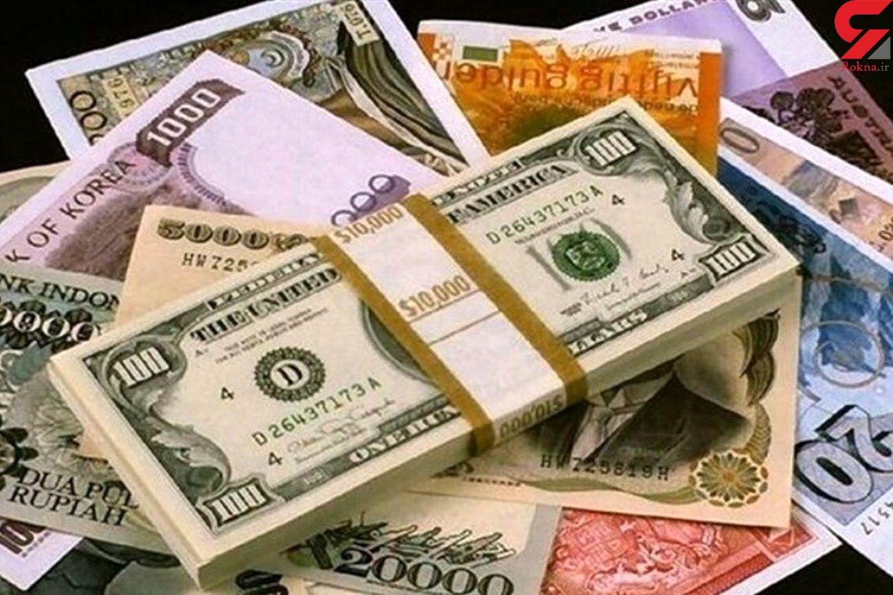 کشف 8 میلیارد ارز قاچاق