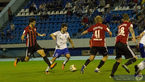 اولین بازی عزتاللهی با پیراهن آمکار
