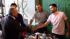 ناهار خانوادگی انصاری برای پرسپولیسیها+عکس