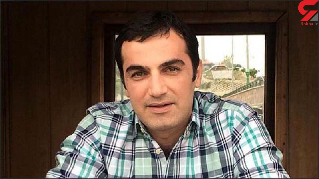 جنجال اسلحه بازیگر معروف ایرانی در فضای مجازی+ عکس
