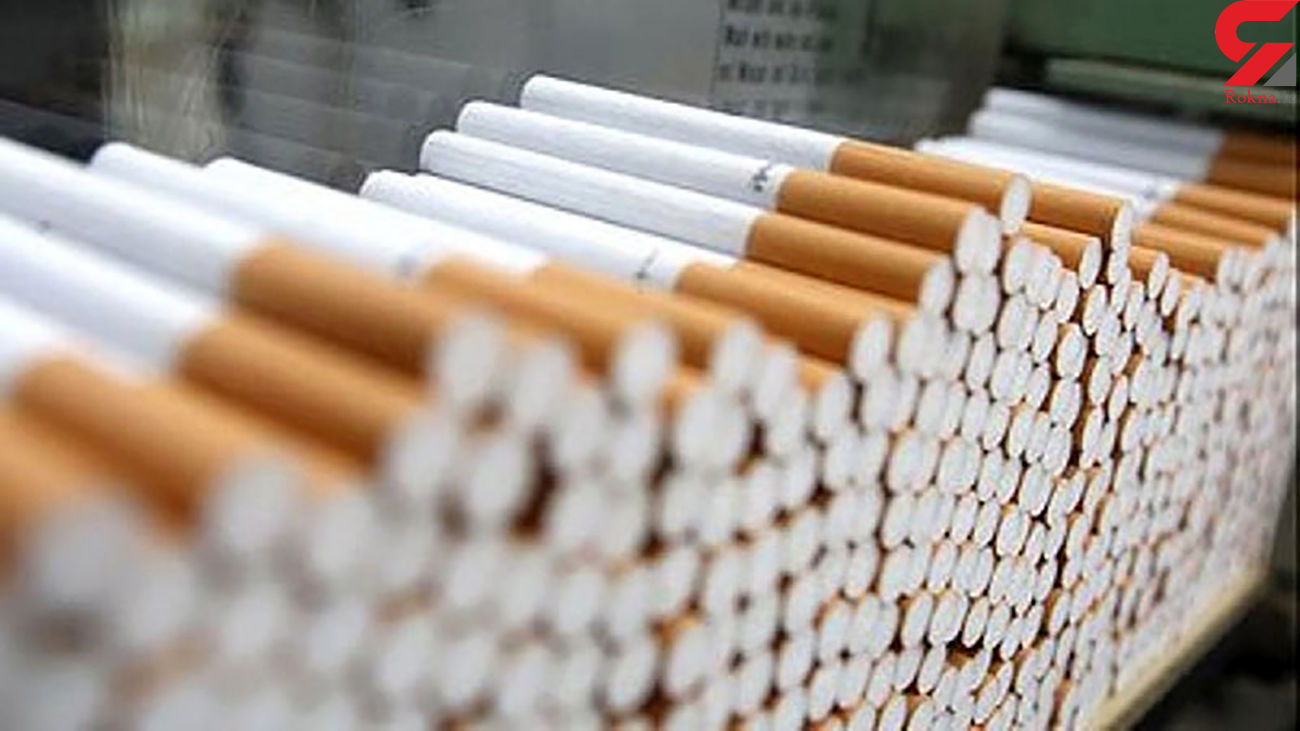 کشف 100 هزار نخ سیگار قاچاق در خدابنده