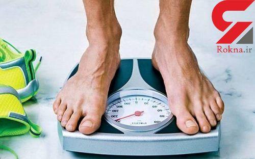 درمان چاقی با ترفندی ساده