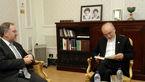 دیدار مشاور عالی علمی وزارت خارجه انگلیس با صالحی