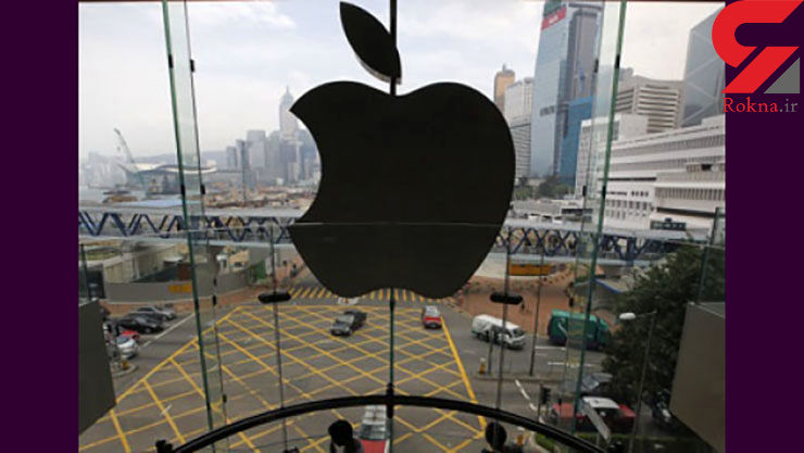 سقوط ۱۰ درصدی سهام اپل در پی کاهش فروش در چین