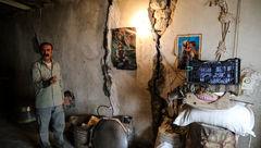وحشت مردم یک روستا در ایذه از 2 خطر بزرگ پیش روی شان+ تصاویر