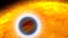 داغ ترین سیاره جهان کشف شد
