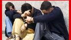 عربده کش های جنوب تهران به خاطر قتل دستگیر شدند+ عکس