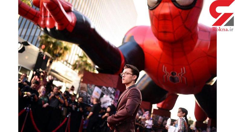 مرد عنکبوتی تازه در راه است