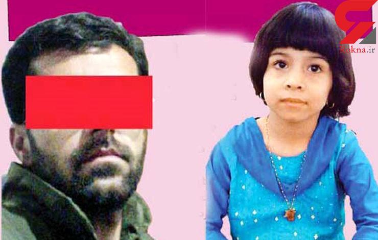 قاتل حنانه کوچولو در یک قدمی دار+عکس