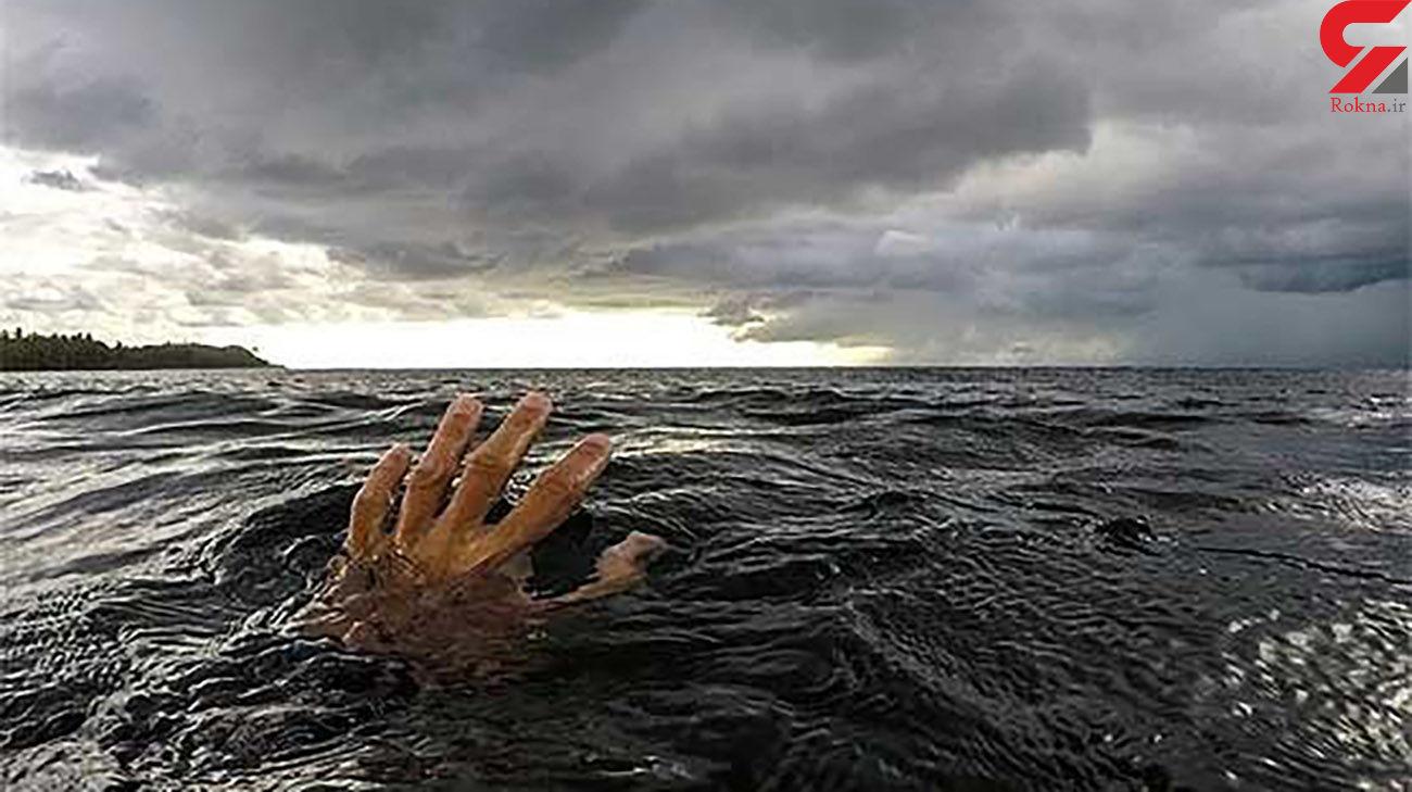 غرق شدن ۷۷ نفر در سواحل دریای مازندران