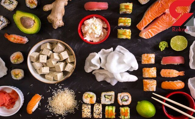 تاثیر رژیم غذایی ژاپنی در سلامت بدن