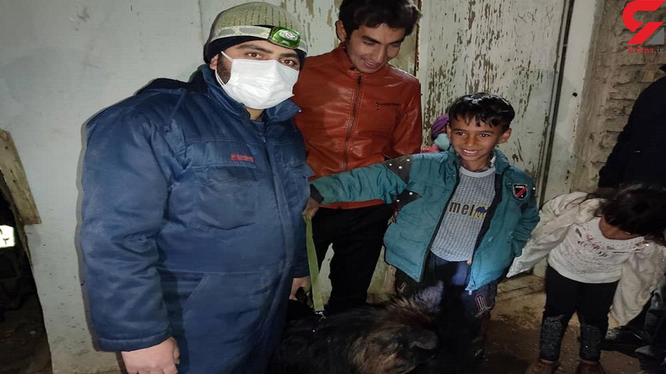 این کودک 8 ساله گم شد / 3 بامداد در زنجان چه اتفاقی افتاد ؟  + عکس