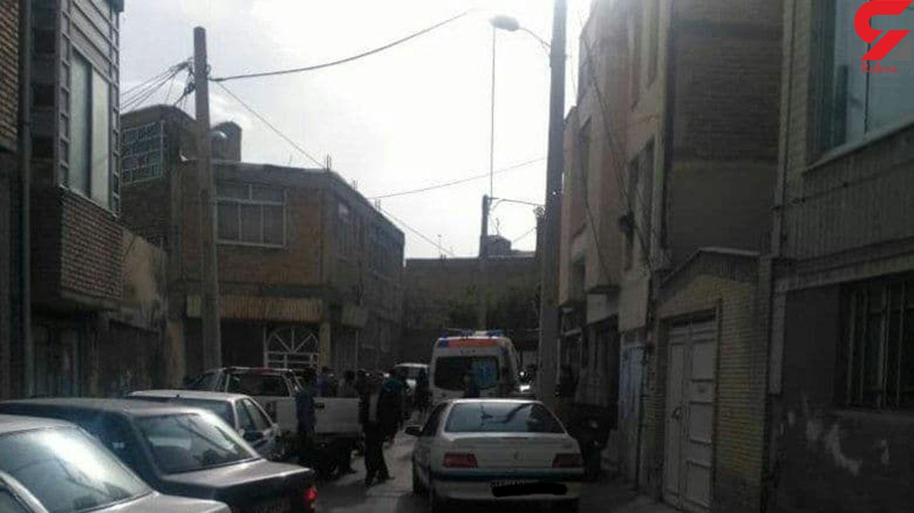 تیراندازی به یک زن در خیابان باکری ارومیه  + جزئیات