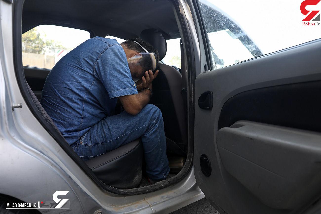 کشف 10 دستگاه وسیله نقلیه مسروقه طی 24 گذشته در تهران