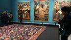 آثار کاخ گلستان از موزه لوور فرانسه برگشت