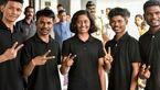 نوجوانان هندی قله اورست را فتح کردند + عکس