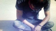 دله دزدی یک زندانی قدیمی از ایستگاه های اتوبوس مشهد+ عکس