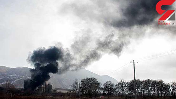 انفجار مواد منفجره تاریخ مصرف گذشته در اندیمشک