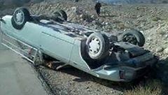 4 کشته در واژگونی 2 خودرو