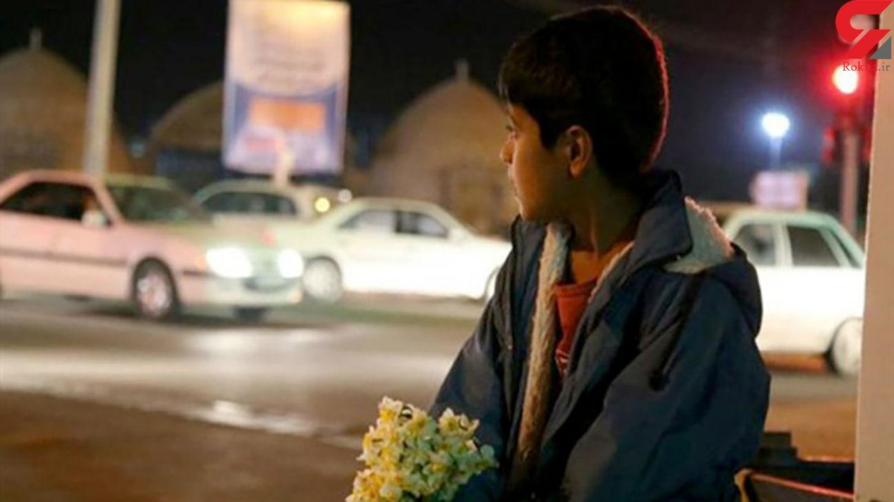 اقدام عجیب گل فروشان شیرازی هنگام قطعی برق + فیلم