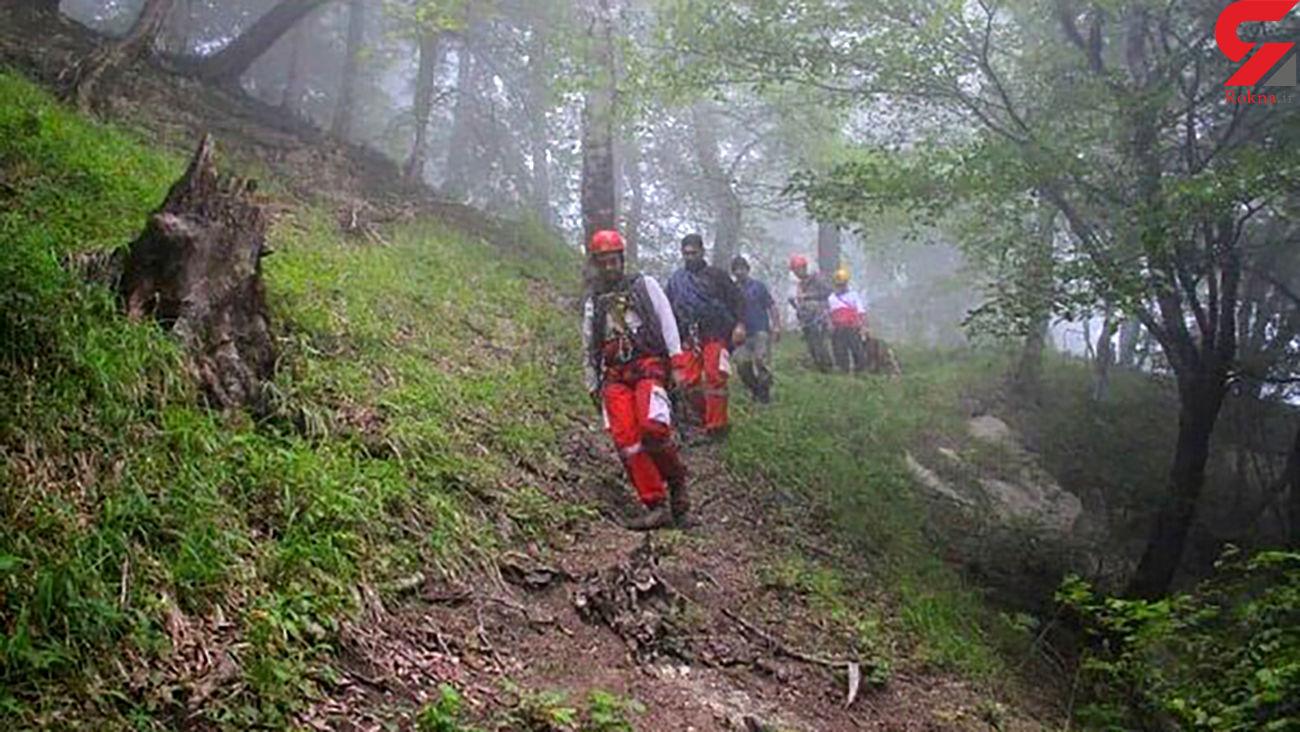 ۲۱ گمشده در کوه های دیلمان شهرستان سیاهکل پیدا شدند