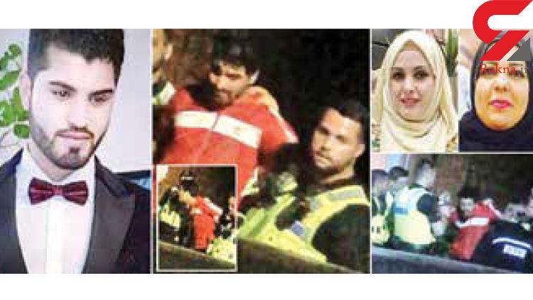 اعتراف شوم خواستگار بی رحم / مادر و دختر غافلگیر شدند + عکس