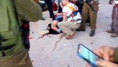 شهادت جوان فلسطینی به دست نظامیان صهیونیست