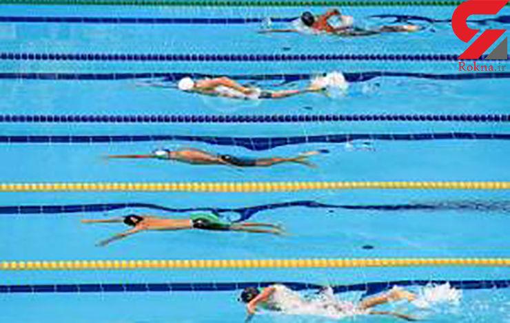 شناگردختر ۱۸ ساله چین در المپیک دوپینگی از آب درآمد
