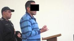 تارهای موی مرد قاتل در دستان نوعروس تهرانی بود! + عکس