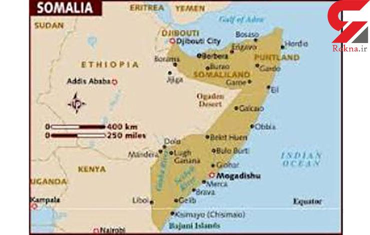 انفجار بمب در هتلی در پایتخت سومالی 10 کشته بر جای گذاشت