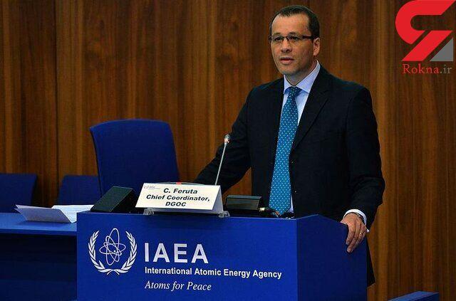 مدیرکل موقت آژانس انرژی اتمی وارد تهران شد