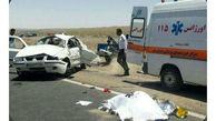 وقوع سه تصادف با دو کشته و ۴ مجروح در قم