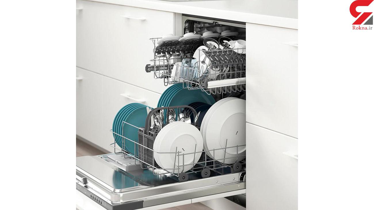 قیمت ماشین ظرفشویی دست دوم در بازار + جدول