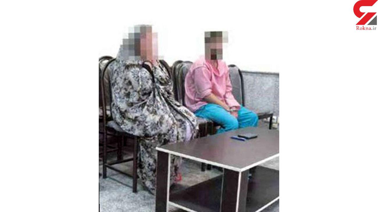این زن و مرد را در ترمینال جنوب تهران دیده اید؟! / آنها شوم بودند