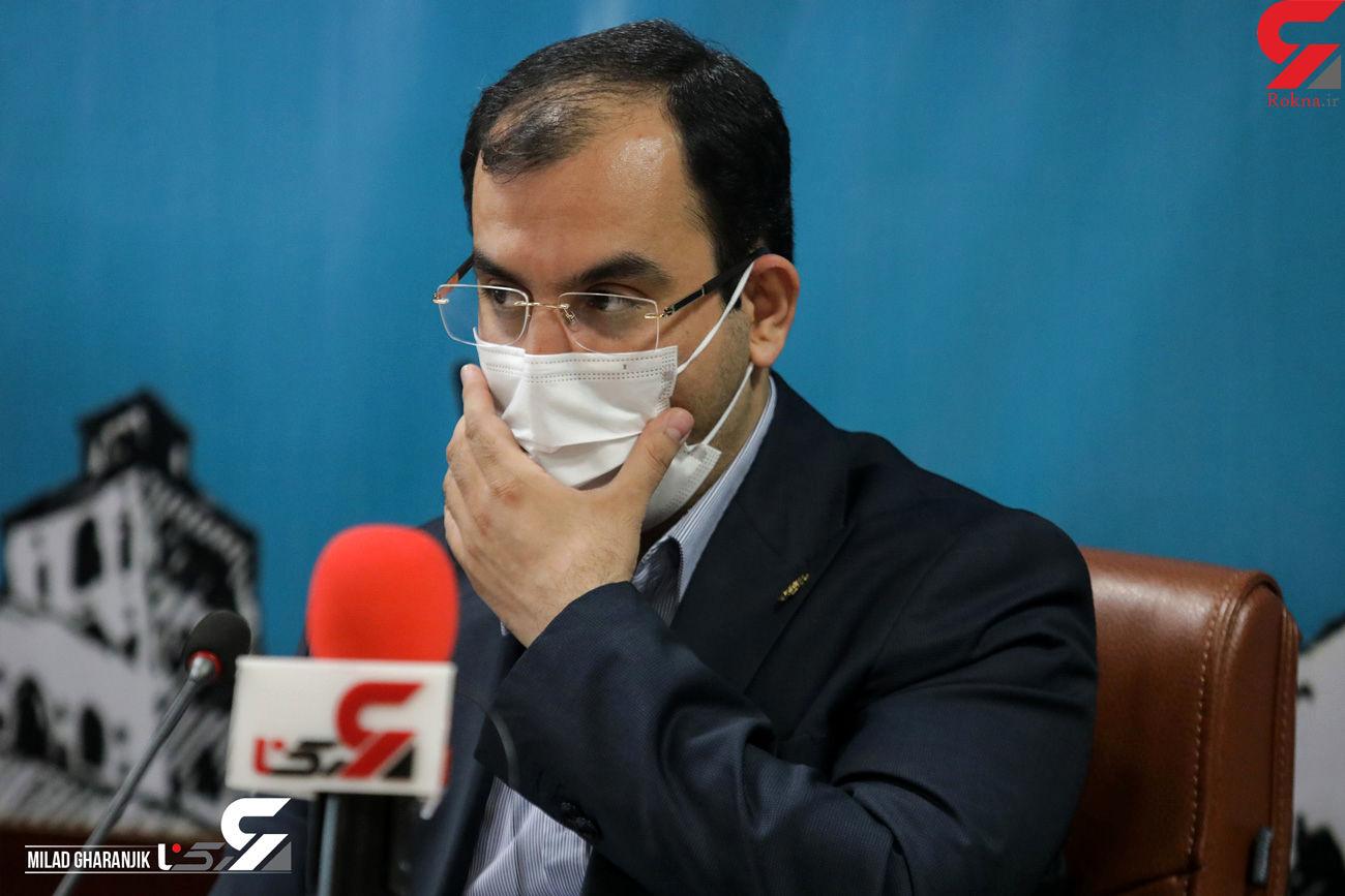 جمع آوری روزانه 500تن زباله از کانال های آب تهران + فیلم